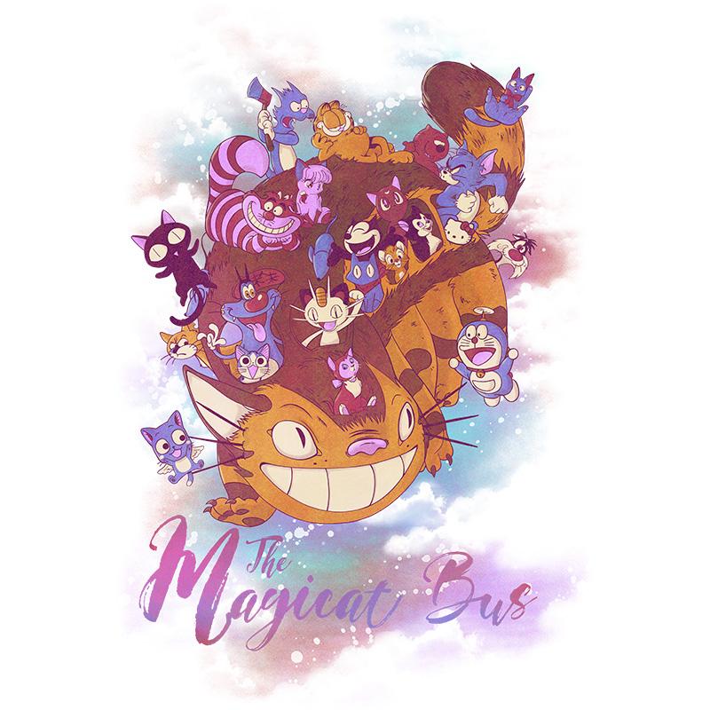 manga, anime, cats, disney, miyasaki, animation,cute,totoro, geek, otaku, tshirt, tshirtdesign, tshirtprint, tshirtslovers, teepublic, tostadora, neatoshop, artwork, fanart, photoshop, illustration