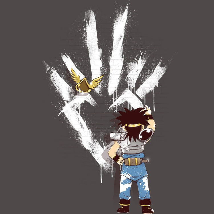 dragonquest, dai, manga, anime, epic, slime, dragon, knight, tshirt, tshirtdesign, tshirtprint, tshirtslovers, artwork, fanart